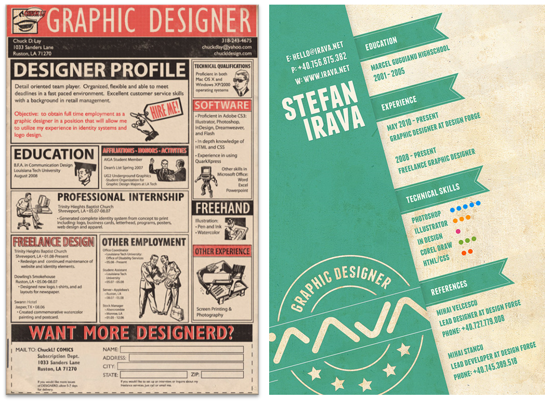 Creative Ways to Showcase Your Resume? - Building Better Courses ...