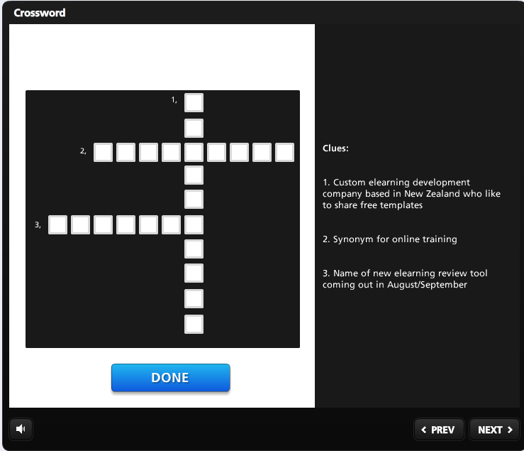 heres a free crossword puzzle template to share