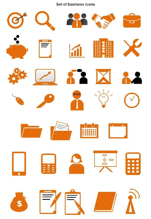 new freebie ppt madness business icons building better courses