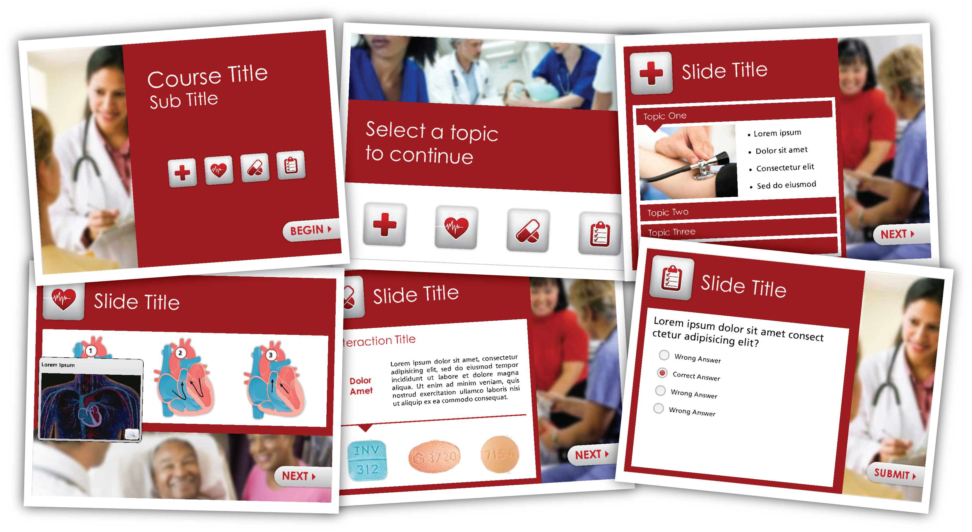 free medical articulate storyline template