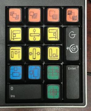 Custom Storyline Keyboard Stickers - Articulate Storyline
