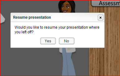 resume: yes/no popup - Articulate Storyline Discussions - E-Learning ...