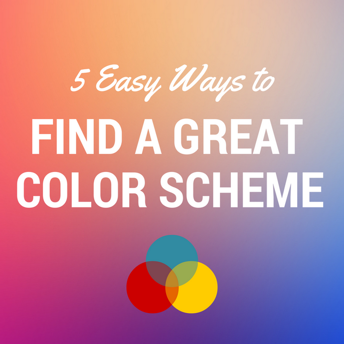 5 easy ways to find a great color scheme - e-learning heroes