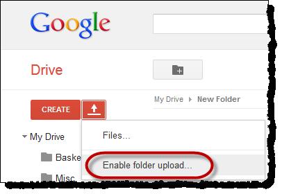 Google Drive: Anyone using it to store & share development