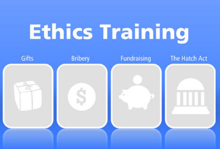 Rapid e learning example ethics training e learning heroes tabbed menu and a color scheme that can quickly be modified to fit your brand theres also an inserted quiz colored to match the template colors toneelgroepblik Image collections