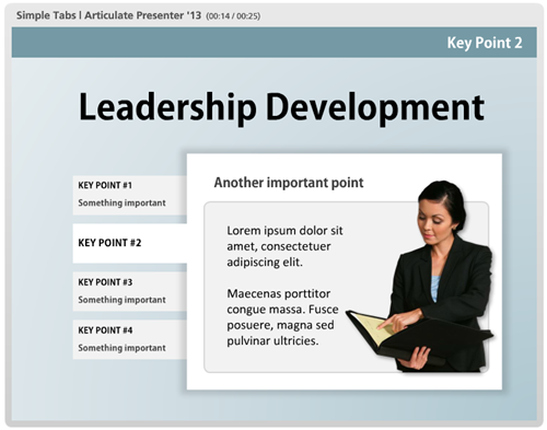 How to Create a Simple Tabs Interaction in PowerPoint - E-Learning ...