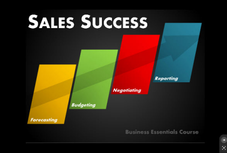 sales success course example e learning heroes
