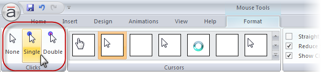 Adding Mouse Cursors - E-Learning Heroes