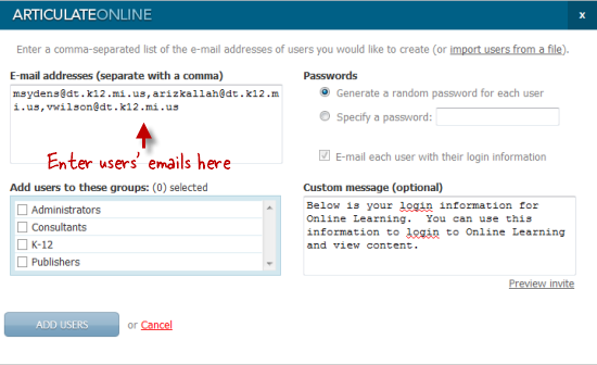 Generating Random Passwords for Users You Plan to Import - E