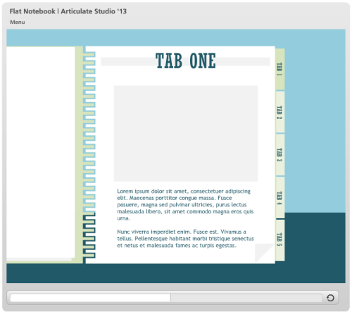Examples Of Flat Ui Templates In Action E Learning Heroes