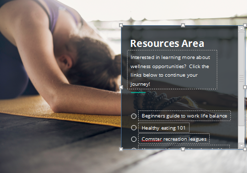 Adding Scrolling Panels - E-Learning Heroes