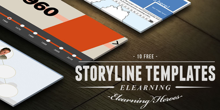 10 fresh and free e learning templates for articulate storyline e learning heroes