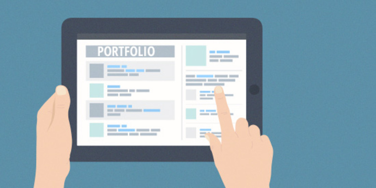 Creative Resume Templates for E-Learning Portfolios