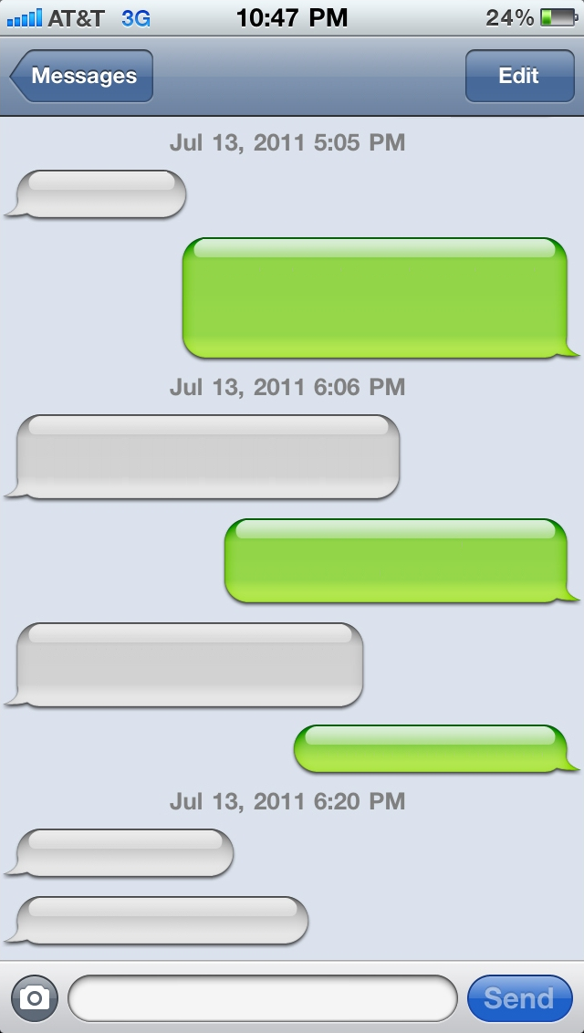 blank text message iphone the gallery for gt iphone text clipart 13663