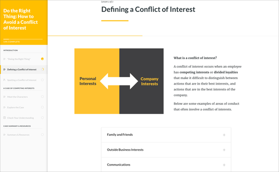 conflict of interest management plan template - common knowledge challenges transforming technology