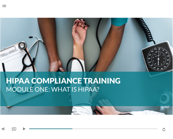 Storyline: HIPAA Compliance Example - E-Learning Examples - E-Learning Heroes