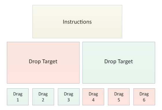 weebly drag and drop templates - sme template drag drop sorting powerpoint template