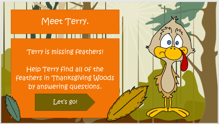 Terry the Turkey