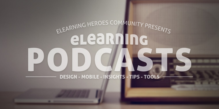 E-Learning Podcasts for Online Learning