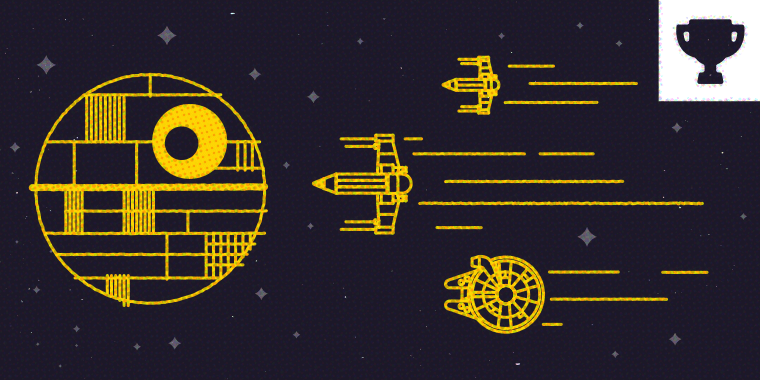 Star Wars E-Learning Challenge #109