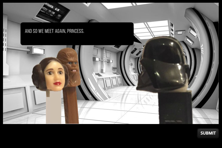 Vader the Interrogator