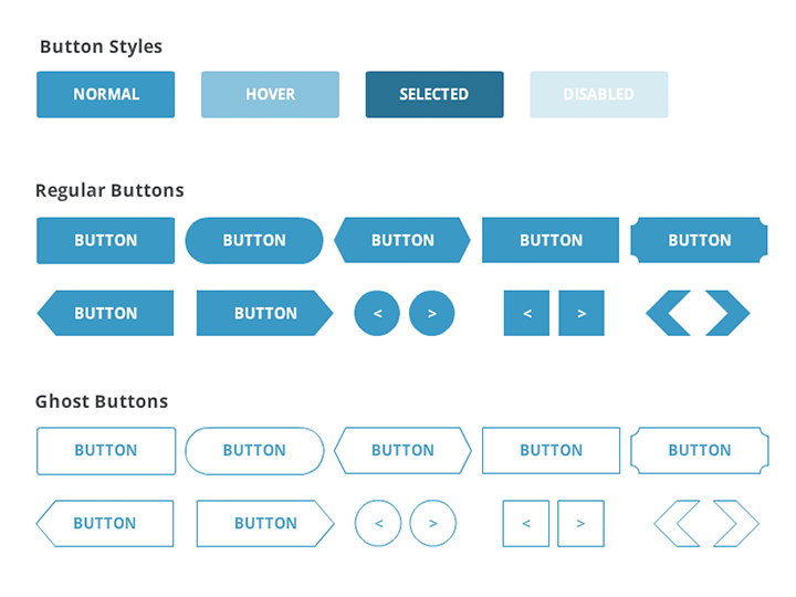 FREE: Button Kit template for Articulate Storyline