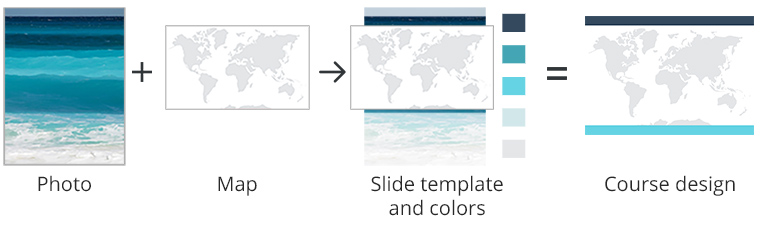 Design Mapping Colors