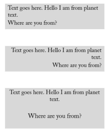 hidden variable text