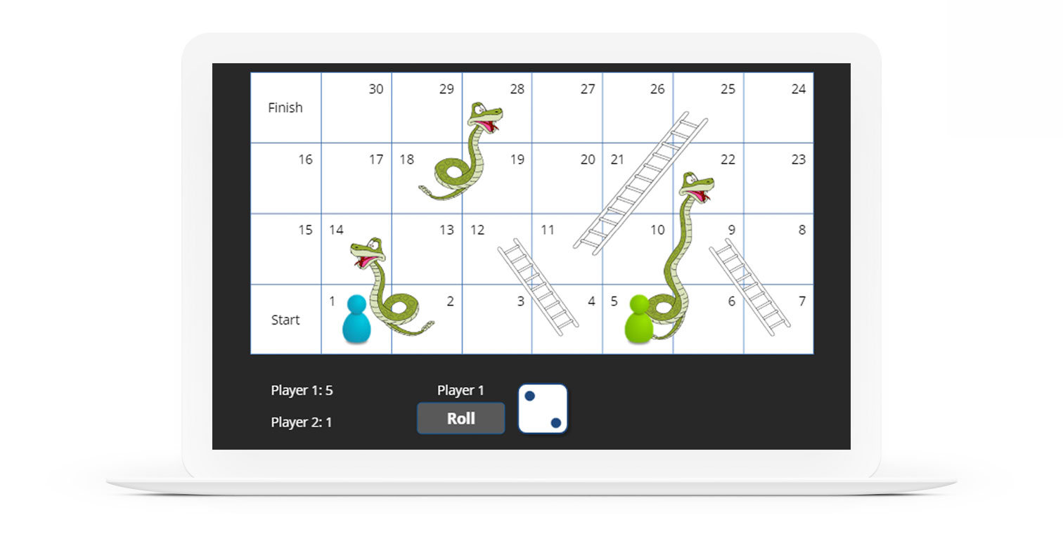 Download: Snakes and Ladders