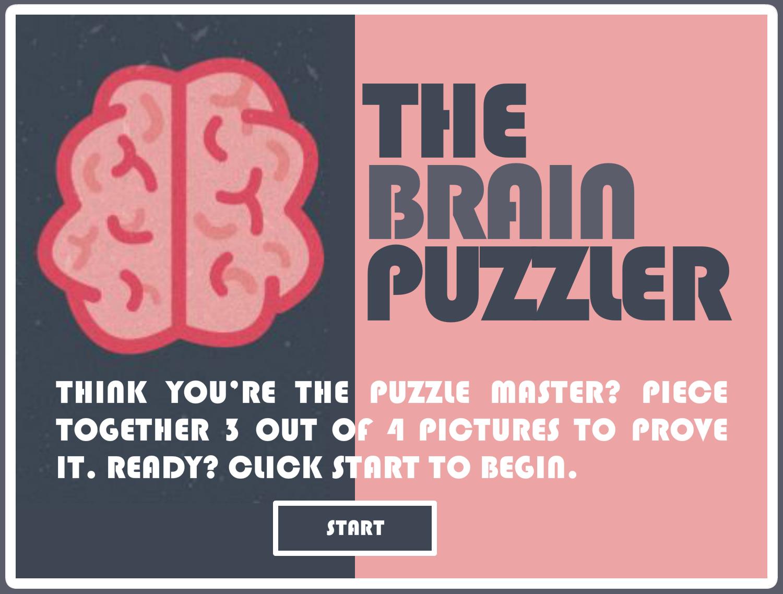 The Brain Puzzler