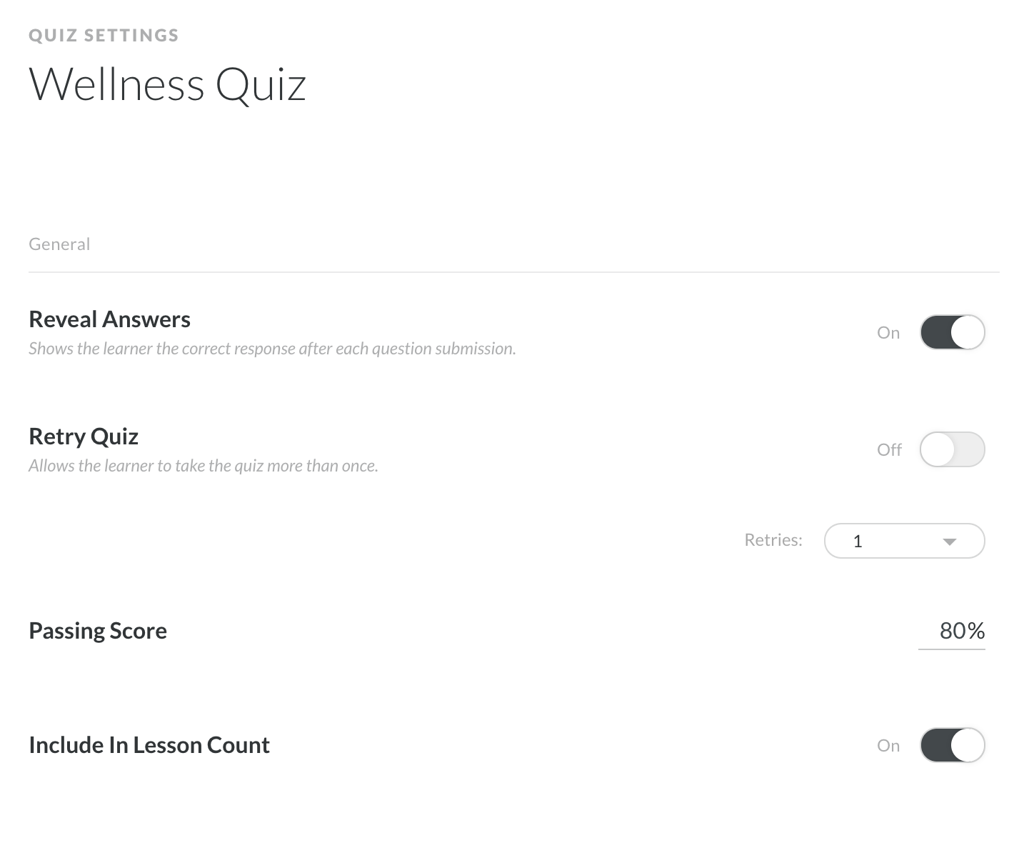 Rise Quizzes for LMS - Rise 360 Discussions - E-Learning Heroes