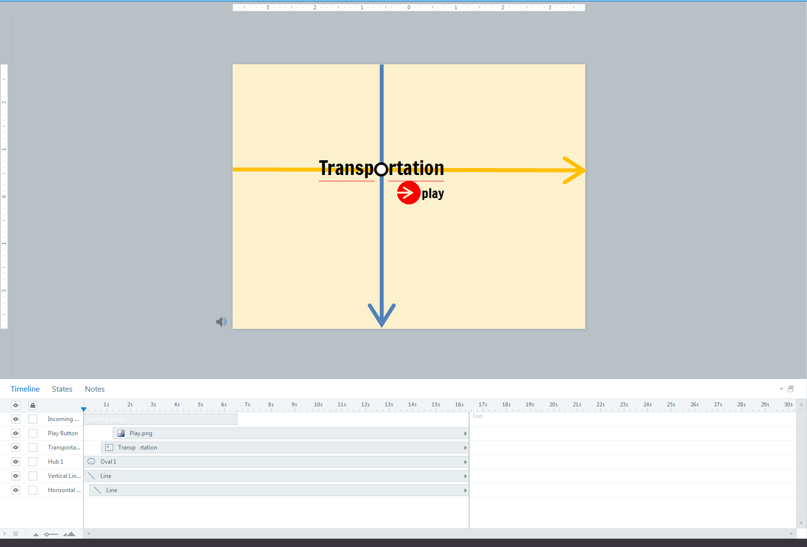 Subway Map In Powerpoint.Here S How I Built This Minimalist Subway Themed Drag Drop
