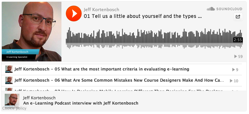 Jeff Kortenbosch podcast