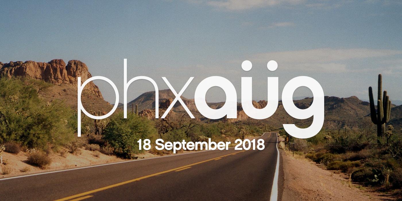 UPDATE: Phoenix Articulate User Group: September 18, 2018