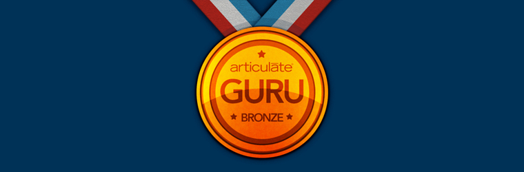Articulate Guru Bronze Winner