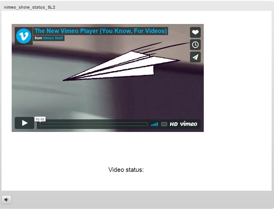 Embedded Video Trigger & Javascript - Articulate Storyline