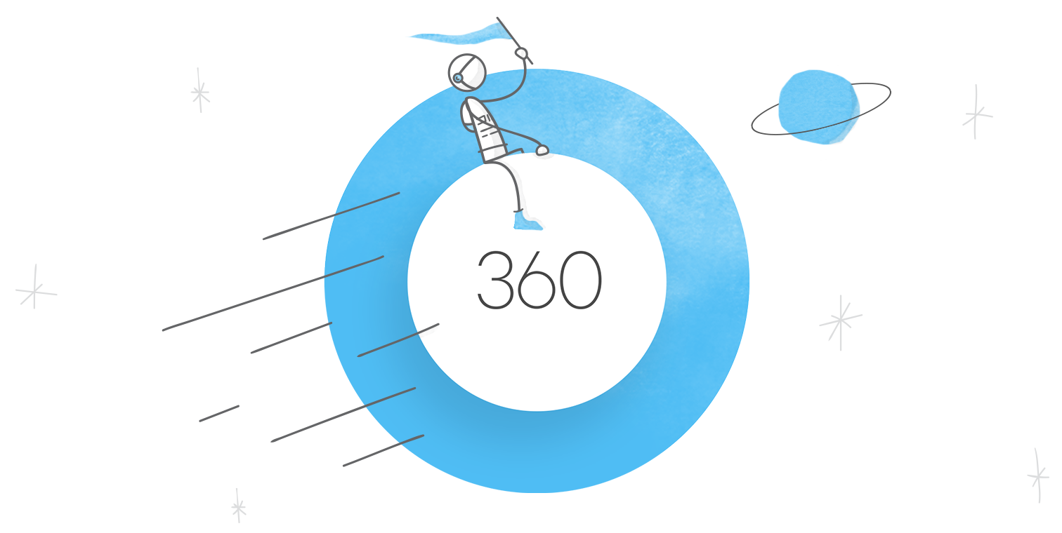 Articulate 360 illustration