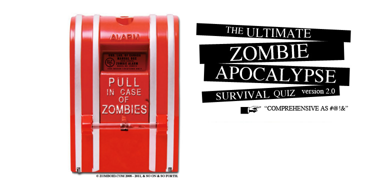 View the most comprehensive Zombie Survival quiz