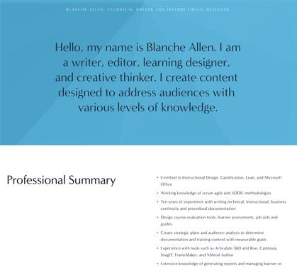Blanche Allen