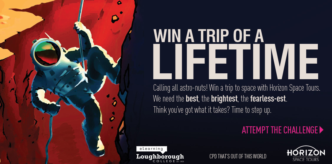 Win the trip of a lifetime