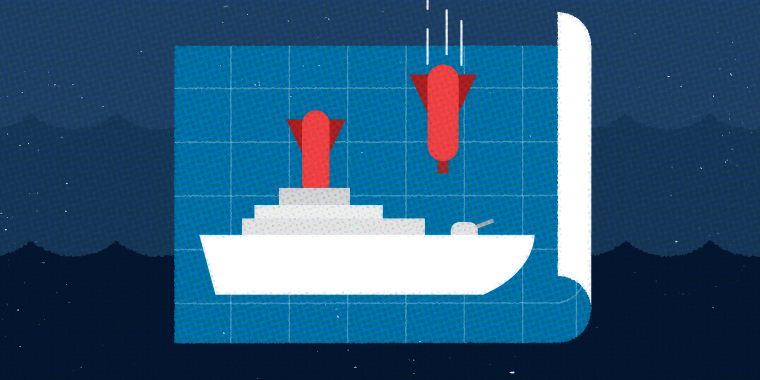 Battleship E-Learning Game