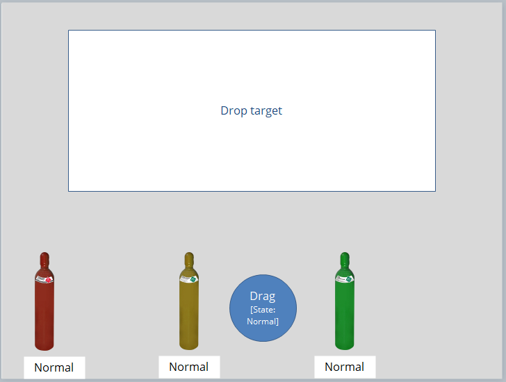 Drag and Drop Test Cases: Initial Setup