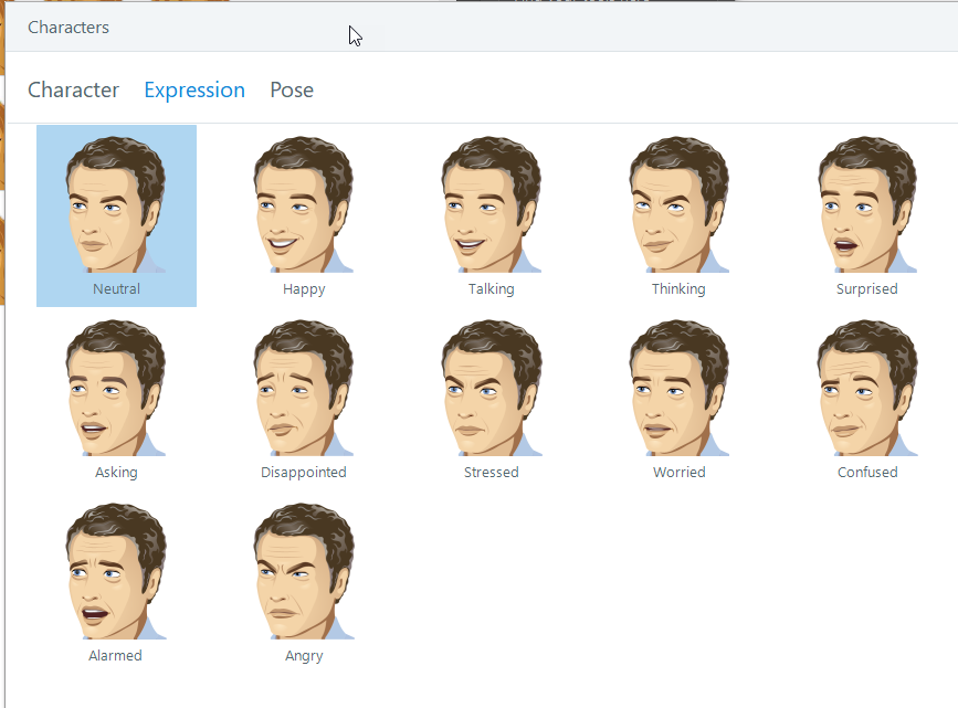 Illus Character Expressions