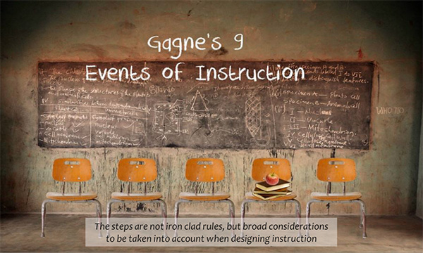 Dianne Hope: Gagne's 9 Events of Instruction