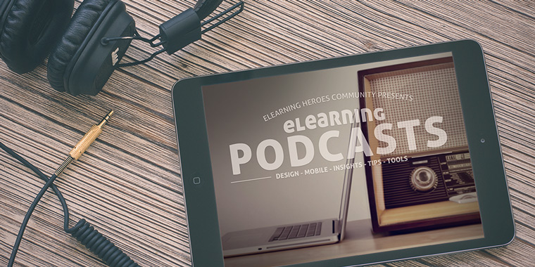 E-Learning Podcast Interviews with the Articulate Community