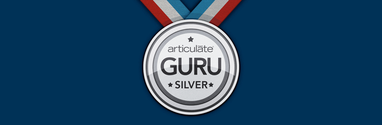 Articulate Guru Silver Winner