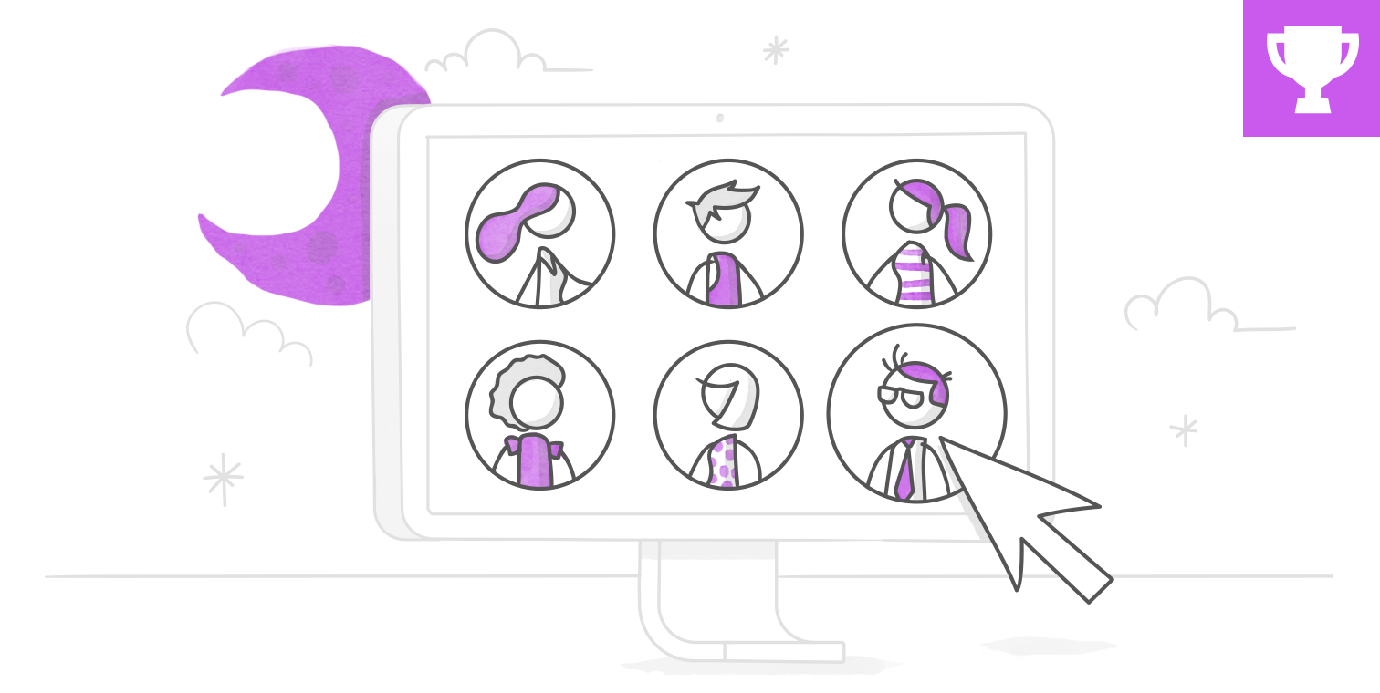 How Can Learners Choose Their Own Custom Characters in E-Learning? #195