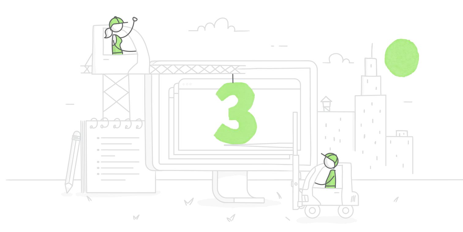 3 types of scenarios you can design