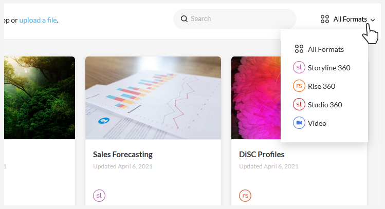 Review 360 Product Filters