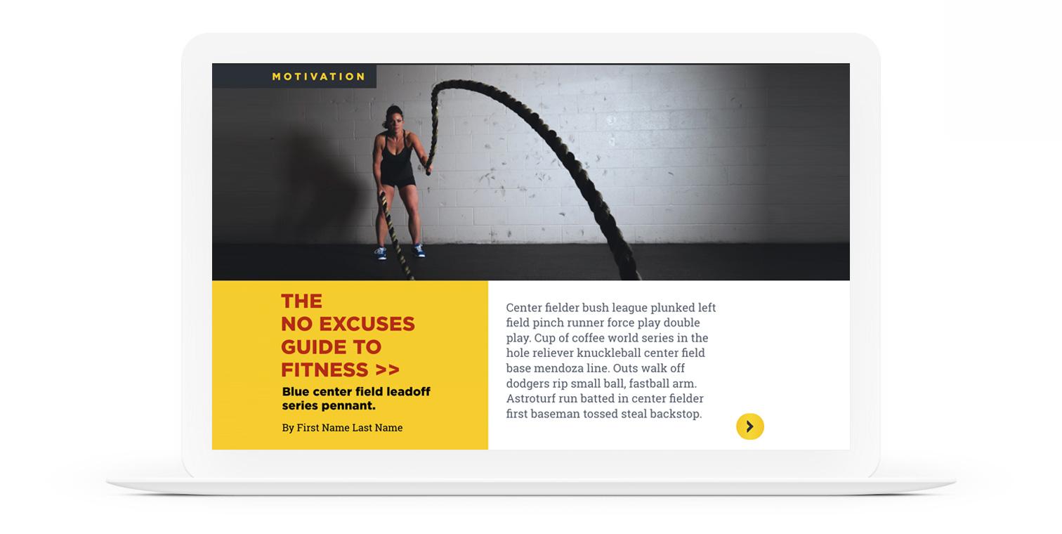 Women in Sports Digital Magazine